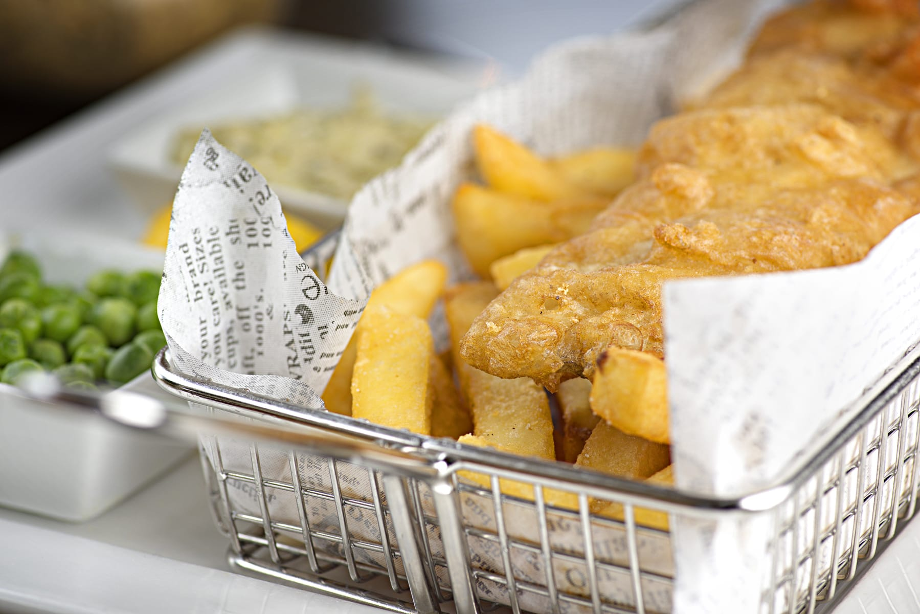 Fish & chips Bicester