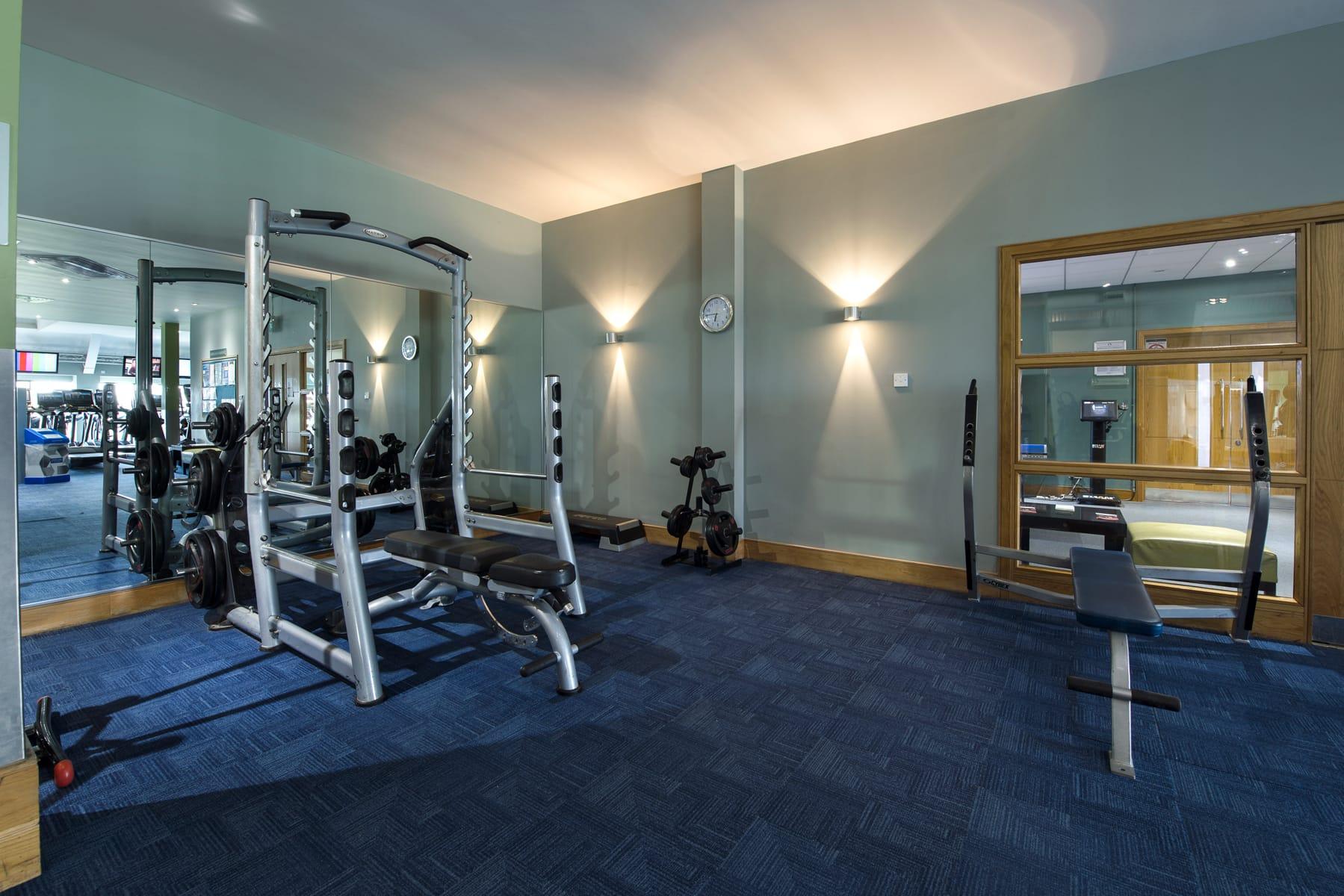 Bicester gym health club latest gym equipment pool