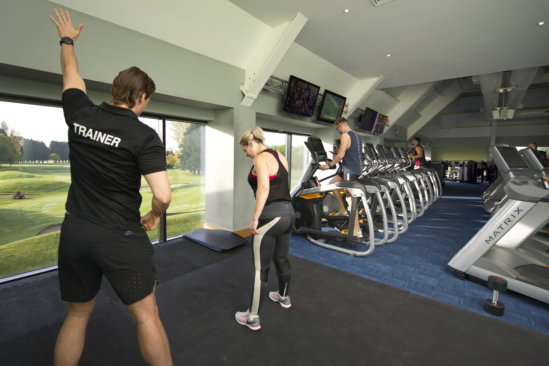 Personal training bicester
