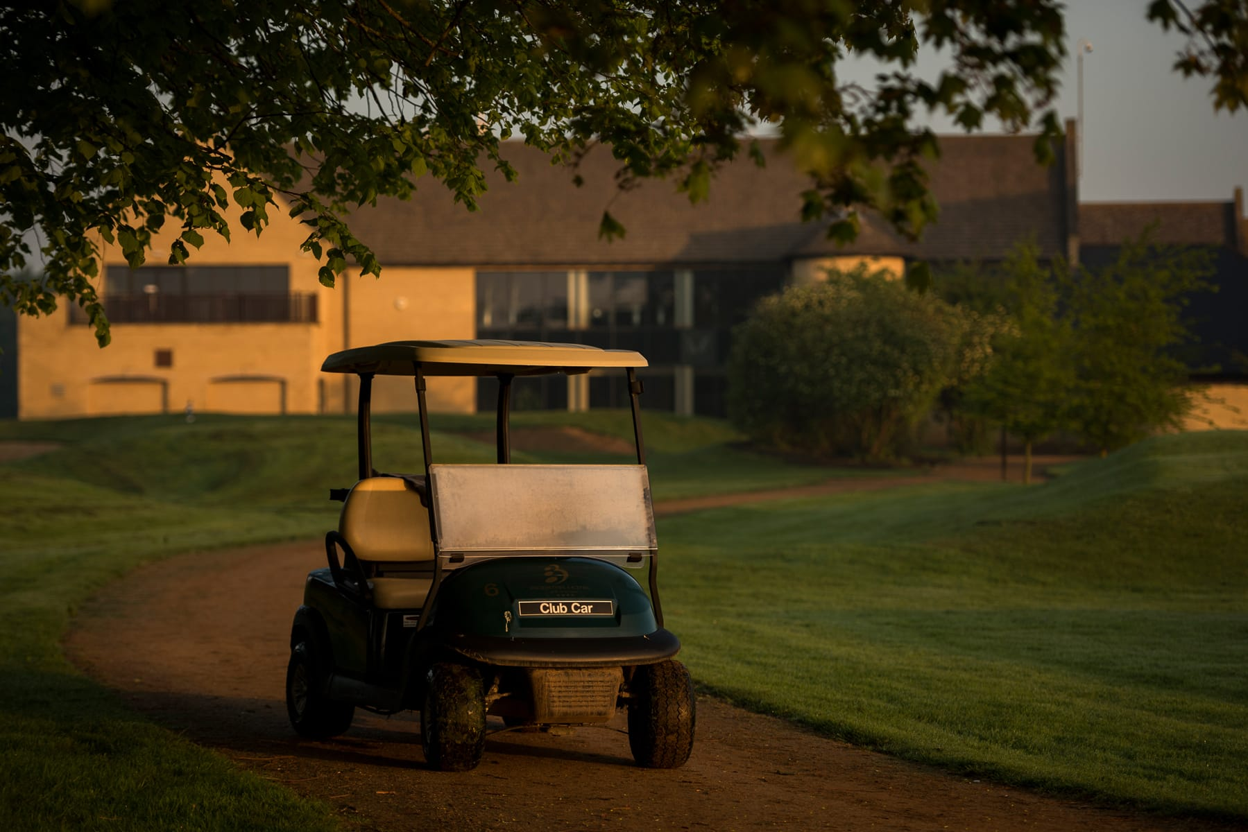 Golf Buggy Bicester, Hotel Golf Course